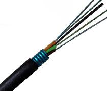 24芯架空光缆,24芯GYTS光缆