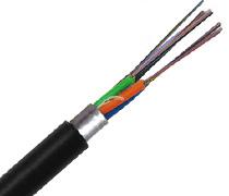 48芯架空光缆,48芯GYTA光缆