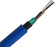 12芯矿用阻燃光缆,12芯MGTSV光缆